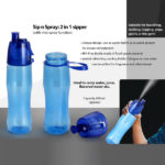 2 in 1 Sipper with Mist Spray