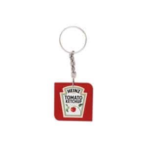 Acrylic Key Chain (Red)