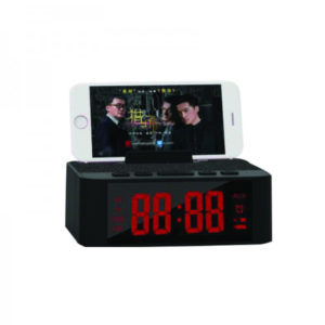 Bluetooth Speaker with Clock