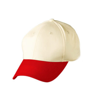 Cap (Red & Cream)