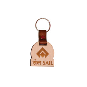 Designer Wooden Key Chain