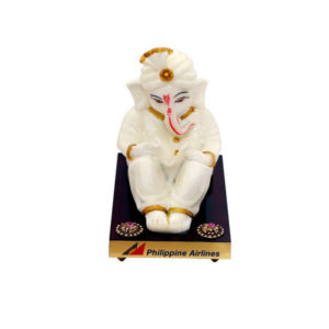 Divine Gift (Pandit Ganeshji on Wooden Base)