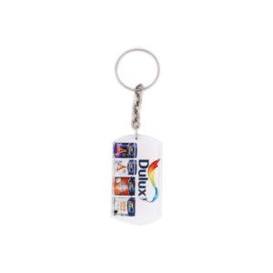 Dulux Acrylic Key Chain