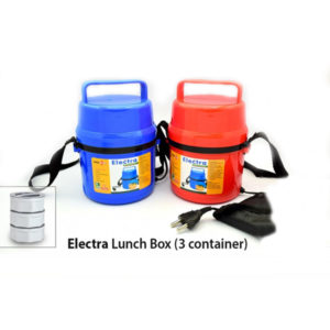 Electra Lunch Box Plastic Container