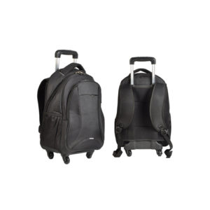 Executive Backpack Single Rod Trolley