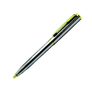 Executive Metal Roller Ball Pen (Silver)
