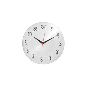 Hindi Wall Clock