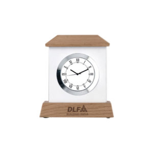 House Shape Table Clock