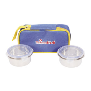 Insulated Tiffin Lunch Box