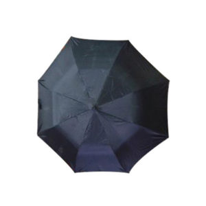 Plain Black Umbrella