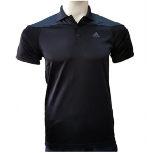 Polo T-shirt (Adidas) Navy Blue