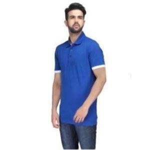 Polo T-shirt (Puma) Blue