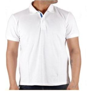 Polo T-shirt (UCB) White