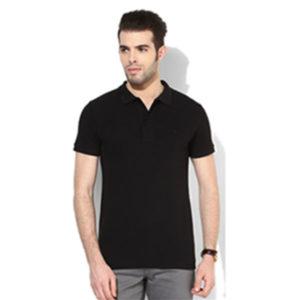 Polo T-shirt (Umbro) Black
