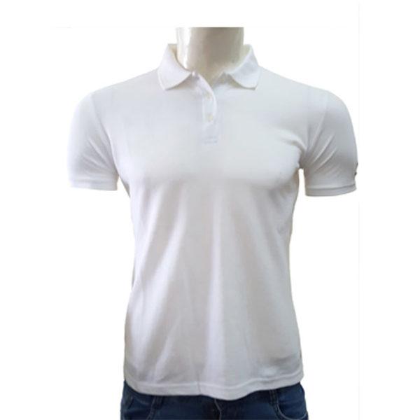 Polo T-shirt (Umbro) White