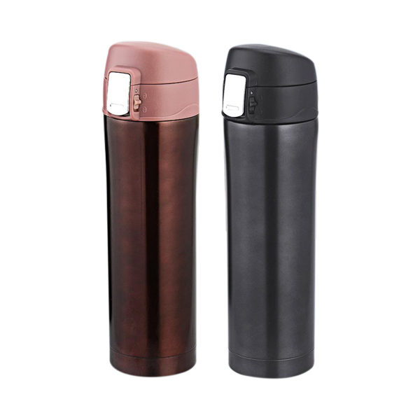 Premium Vacuum Flask With Easy Lock Lid