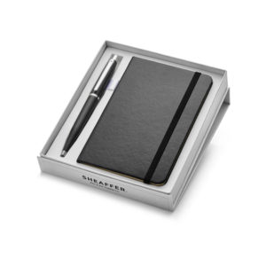 Sheaffer Ballpoint Pen with A6 Note Book