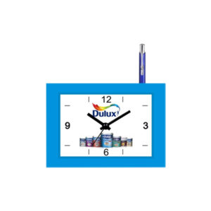 Table Clock (Blue)