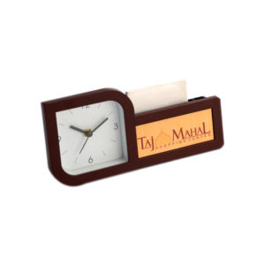 Table Clock (Pen Stand)