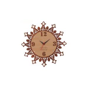 Wooden Wall Clock (Round)