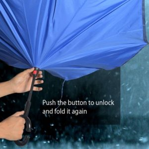 inverted umbrella with handsfree handle1