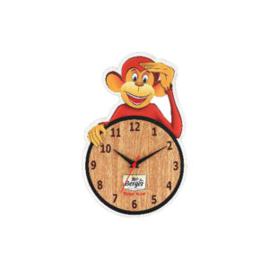Designer Wall Clock (Monkey)