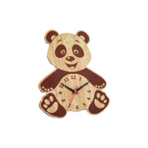Designer Wall Clock (Pooh Bear)