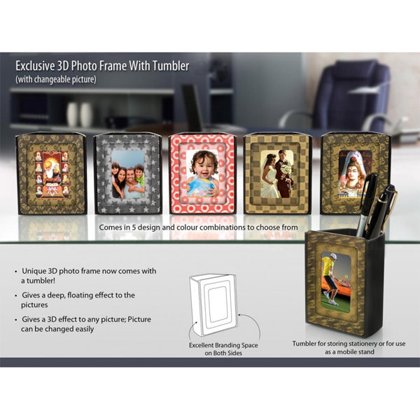 Exclusive-3D-Photo-Frame-With-Tumbler
