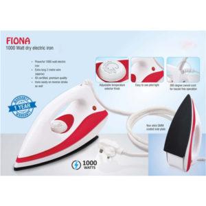 Fiona-1000-Watt-dry-electric-iron