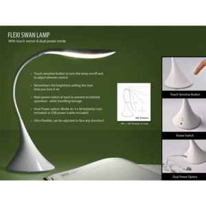 Flexi-Swan-Lamp-with-touch-sensor