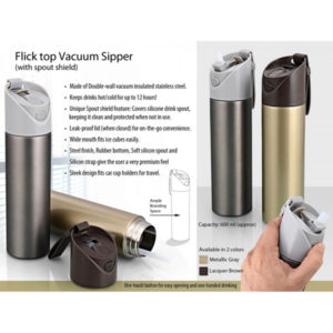 Flick-top-Vacuum-Sipper-With-Spout-Shield