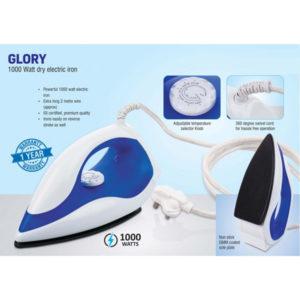 Glory-1000-Watt-dry-electric-iron