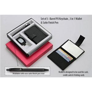 Set-of-3-Gift-Set-Pen-Keychain-Visiting-Card