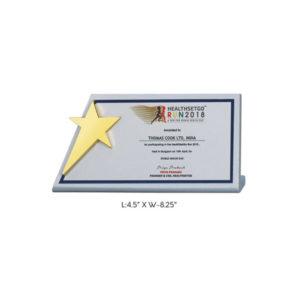 Star Award (Silver)