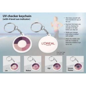 UV-checker-keychain-4-level-indicator