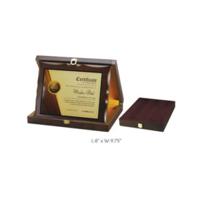 Wooden Frame Based Mementos with Wooden Box