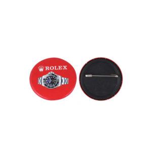 Acrylic Badges Round Shape
