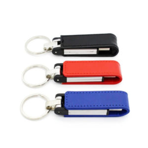 Leather-Key-Chain-USB-Flash-Drive