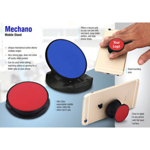 Mechano-mobile-stand-round
