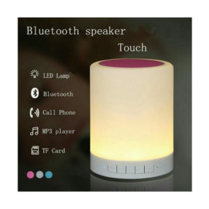 Multicolor-Touch-Lamp-Portable-Bluetooth-Speaker-With-Light