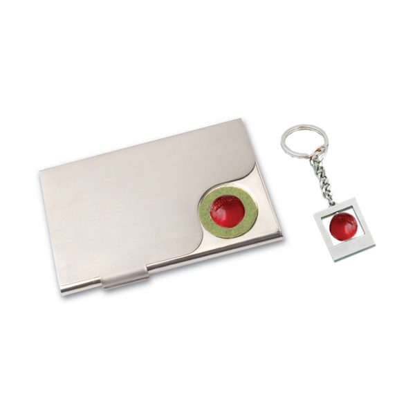 Name-Card-Holder-With-Key-Chain