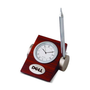 Paper-Weight-Cum-Clock