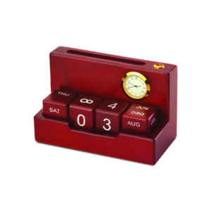 Promotional-Perpetual-Wooden-Calendar