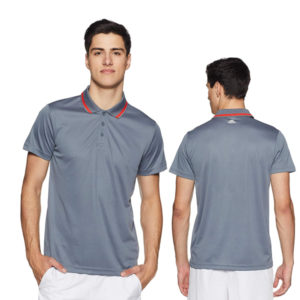 Adidas-Men's-Solid-Regular-Fit-Polo-Brired