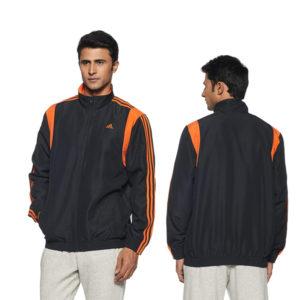 Adidas Men's Synthetic Track Jacket